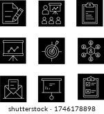 office business  icon vector...