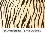 texture africa tiger white... | Shutterstock .eps vector #1746204968