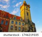 Astronomical Clock In Prague ...