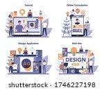 design concept online service...
