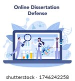 geneticist online service or... | Shutterstock .eps vector #1746242258