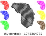 kyzylorda city  republic of... | Shutterstock .eps vector #1746364772