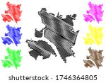 kostroma city  russian... | Shutterstock .eps vector #1746364805