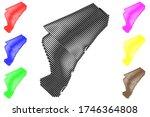 kostanay city  republic of... | Shutterstock .eps vector #1746364808