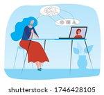 Psychologist And Patient Online....