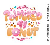 powered by donut   funny pun...