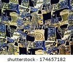 abstract backgound | Shutterstock . vector #174657182