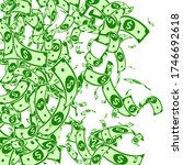 American Dollar Notes Falling....