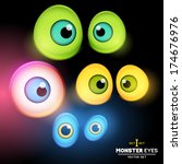 A Collection Of Monster Eye...