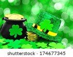 St Patricks Day Pot Of Gold ...
