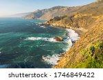 Big Sur  California Coast....