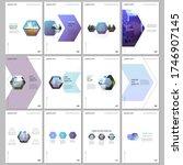 creative brochure templates... | Shutterstock .eps vector #1746907145