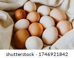 Organic  Free Range Eggs On...