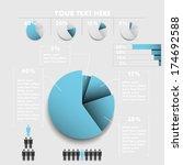 chart   Shutterstock .eps vector #174692588
