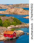 Idyllic Archipelago View With A ...