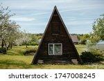 Basic Triangular Holiday Cabin...