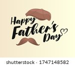 happy fathers day....   Shutterstock .eps vector #1747148582