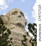 Washington On Rushmore