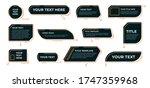 digital callout titles set.... | Shutterstock .eps vector #1747359968