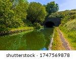 A View Toward Netherton Tunnel...