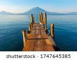 Sunrise By The Atitlan Lake...