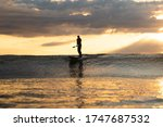 Stand Up Paddle Boarding In...