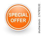 special offer icon | Shutterstock . vector #174785132