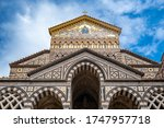 Duomo Di Amalfi Cathedral Of...