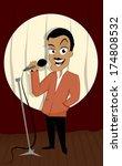 comedian   Shutterstock .eps vector #174808532