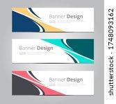 vector abstract design...   Shutterstock .eps vector #1748093162