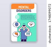 mental disorders brochure...