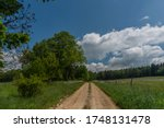 Pasture Land And Meadows Near...