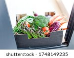 Fresh Organic Greens And...
