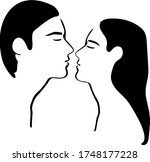 creative clip art picture with...   Shutterstock .eps vector #1748177228