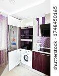 minsk  belarus   april  2015 ... | Shutterstock . vector #1748450165