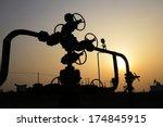 Oil Pipeline Valve Features...