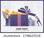 illustration vector of earn...   Shutterstock .eps vector #1748625518