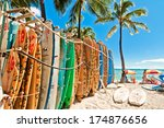 honolulu  hawaii   september 7  ... | Shutterstock . vector #174876656