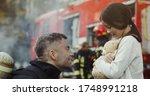 Portrait Of Rescued Little...