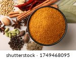 Indian Curry Masala With Whole...