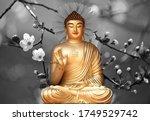 Beautiful Buddha Wallpaper   3d ...