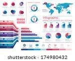 infographics elements of... | Shutterstock .eps vector #174980432