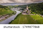 Cochem Castle Germany Moselle...