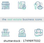 vector set icons for real...