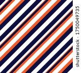orange diagonal striped... | Shutterstock .eps vector #1750049735