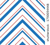 orange chevron diagonal striped ... | Shutterstock .eps vector #1750054448