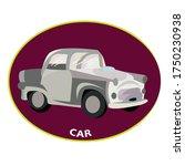 car clip art is  in the... | Shutterstock .eps vector #1750230938