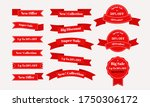 sale banner and label offer... | Shutterstock .eps vector #1750306172