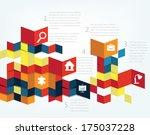 colorful template design