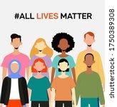 Black Lives Matter Vector...